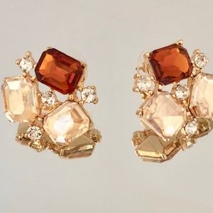 Bling Earrings-Get Ready to Dazzle NWT